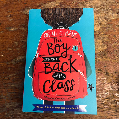 The Boy at the Back of the Class | Onjali Rauf