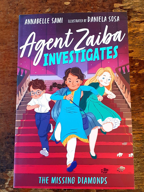 Agent Zaiba Investigates: The Missing Diamonds | Annabelle Sami