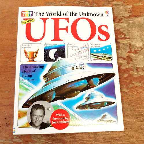 World of the Unknown UFOs | 	Ted Wilding-White & Jon Culshaw