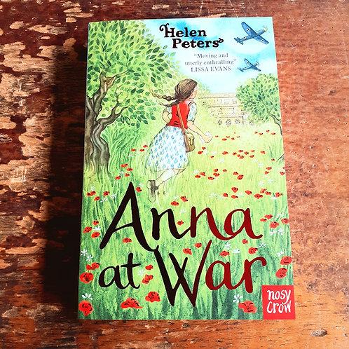 Anna At War | Helen Peters