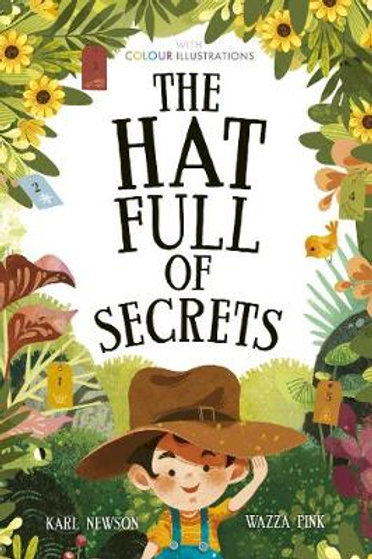 The Hat Full of Secrets   Karl Newson and Wazza Pink