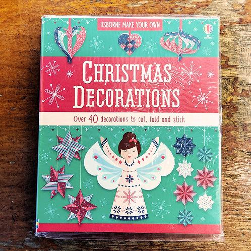 Christmas Decorations (Usborne)