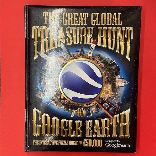 The Great Global Treasure Hunt on Google Earth | Tim Dedopulos