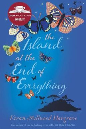 The Island at the End of Everything | Kiran Millwood Hargrave