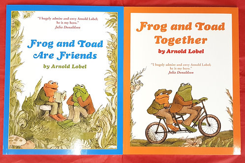 Frog and Toad Series | Arnold Lobel