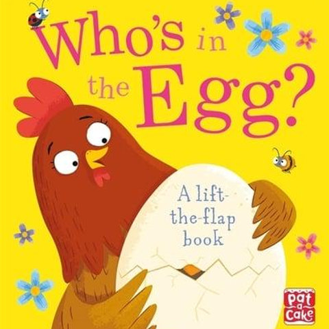Who's in the Egg?   Dean Gray