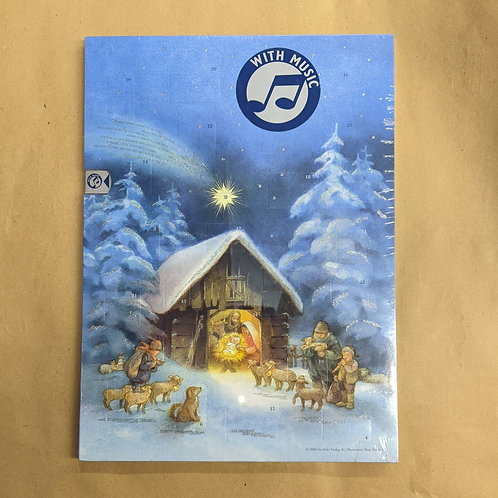 Shepherd's Scene: Advent Calender with Music