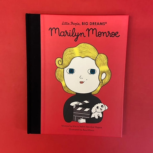 Marilyn Monroe | Maria Isabel Sanchez Vegara