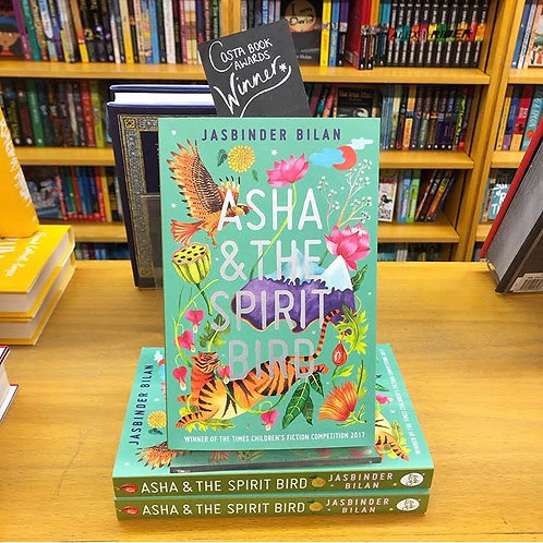 Asha and the Spirit Bird | Jasbinder Bilan