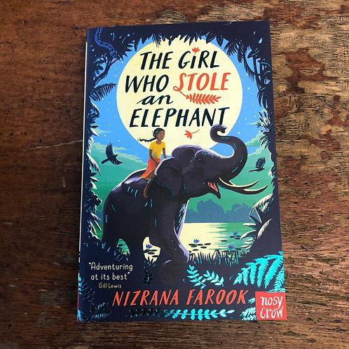 The Girl Who Stole an Elephant | Nizrana Farook