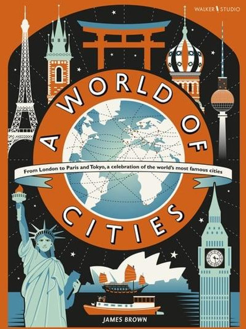 A World of Cities   James Brown and Lily Murray