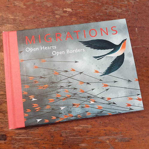 Migrations | Foreword by Shaun Tan