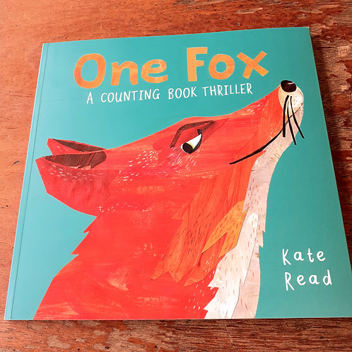One Fox | Kate Read