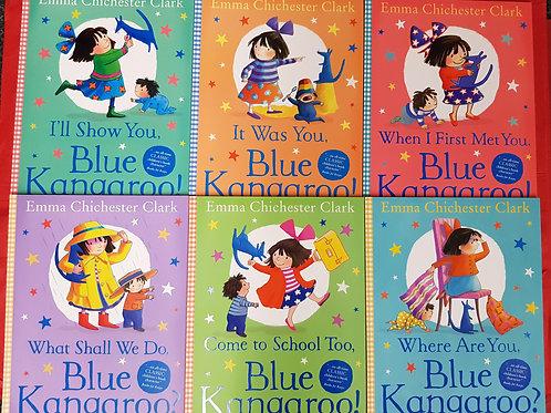 Blue Kangaroo! | Emma Chichester Clark