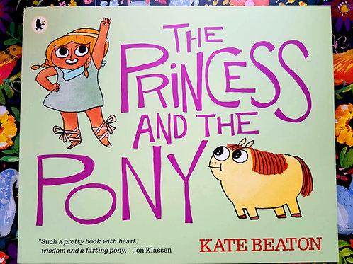 The Princess and the Pony | Kate Beaton