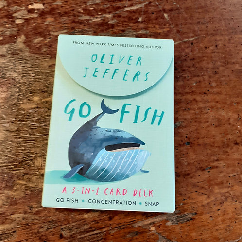 Go Fish: A Card Game | Oliver Jeffers