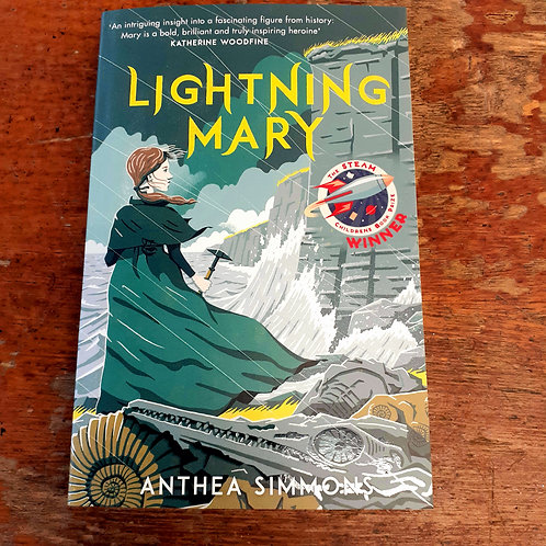 Lightning Mary | Anthea Simmons