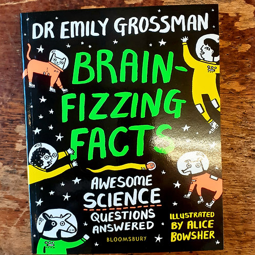 Brain-fizzing Facts: Awesome Science Questions Answered