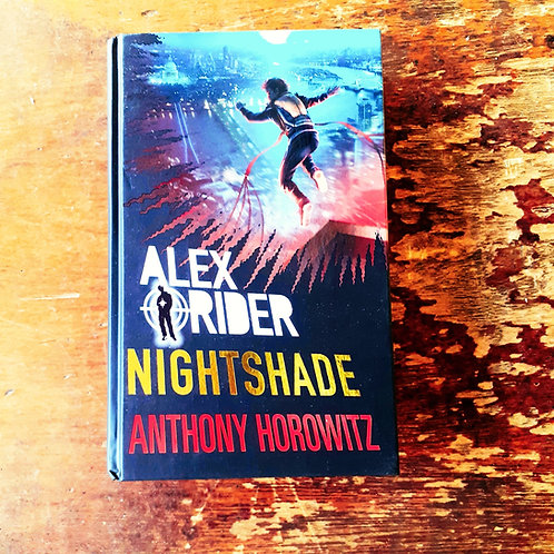 Nightshade | Anthony Horowitz