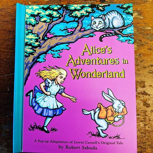 Alice's Adventures in Wonderland | Robert Sabuda