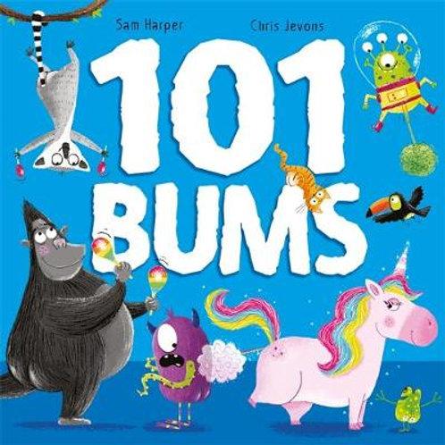 101 Bums    Sam Harper & Chris Jevons