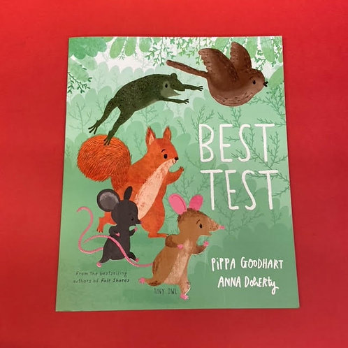 Best Test | Pippa Goodhart and Anna Doherty