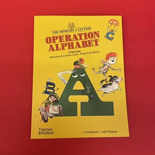 Operation Alphabet | Al MacCuish and Luciano Lozano