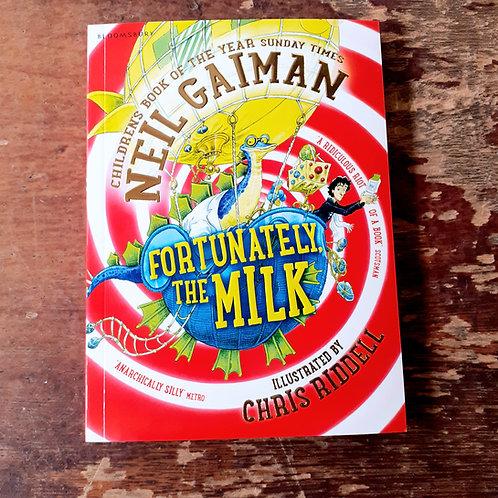 Fortunately the Milk | Neil Gaiman