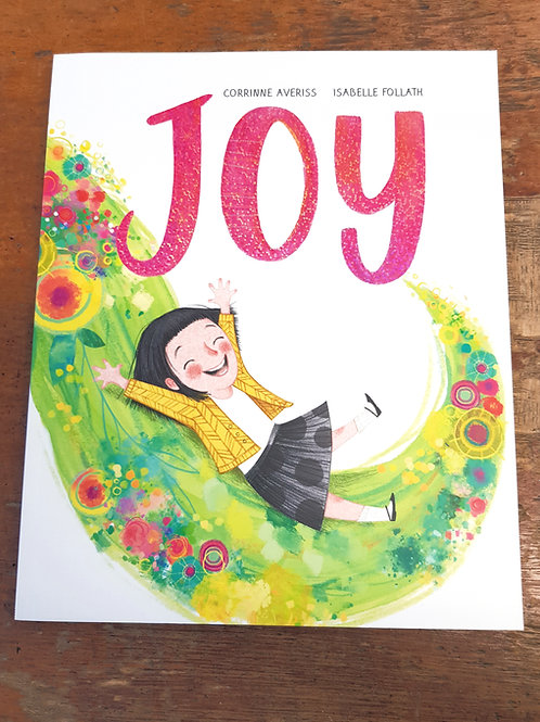 Joy | Corrinne Averiss and Isabelle Follath