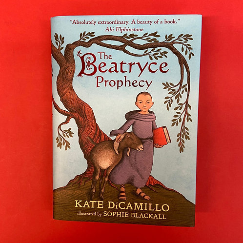 The Beatryce Prophecy | Kate DiCamillo