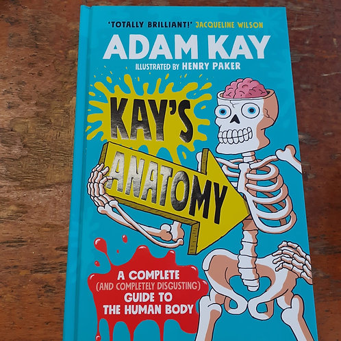 Kay's Anatomy | Adam Kay