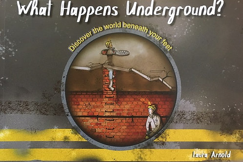 What Happens Underground? - Laura Arnold