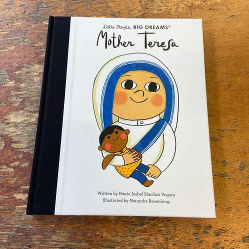 Mother Teresa [Little People Big Dreams] | Maria Isabel Sanchez Vegara