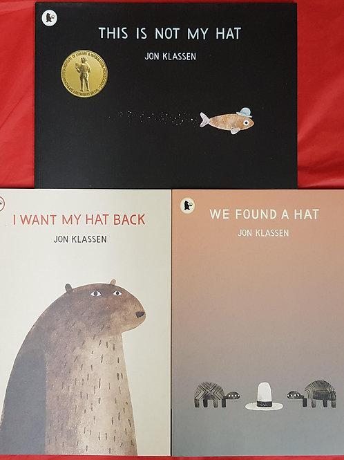 Hat Trilogy | Jon Klassen