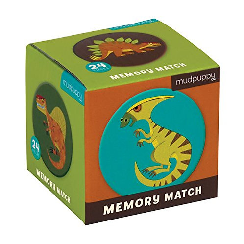 Memory Match: Mighty Dinosaurs
