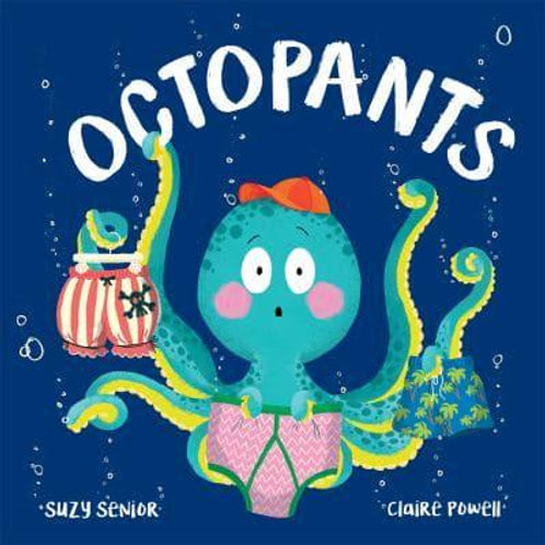 Octopants | Suzy Senior and Claire Powell