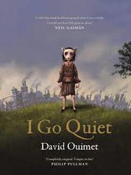 I Go Quiet | David Ouimet