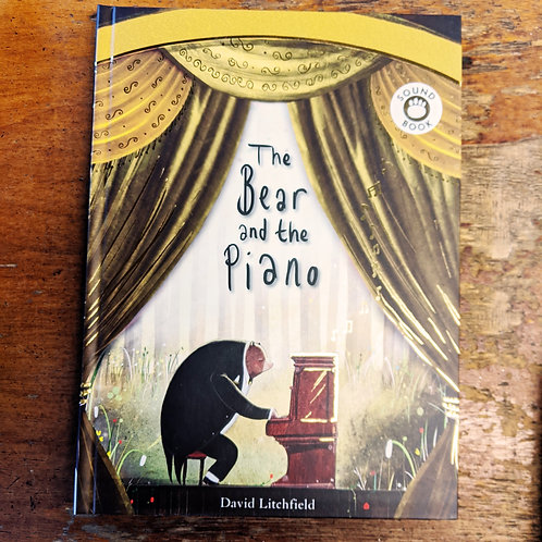 The Bear and the Piano | David Litchfield