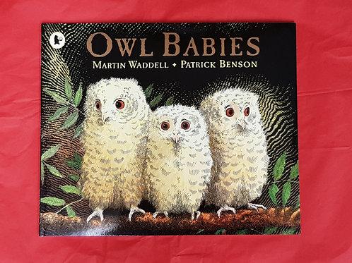 Owl Babies | Martin Waddell and Patrick Benson