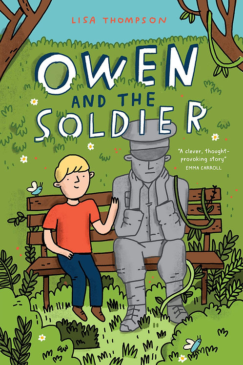 Owen and the Soldier | Lisa Thompson