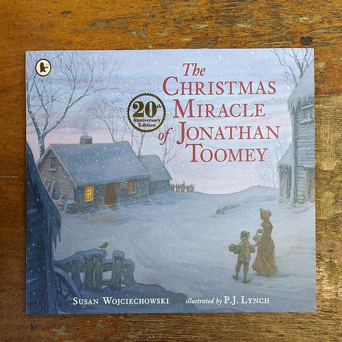 The Christmas Miracle of Jonathan Toomey |  Susan Wojciechowski
