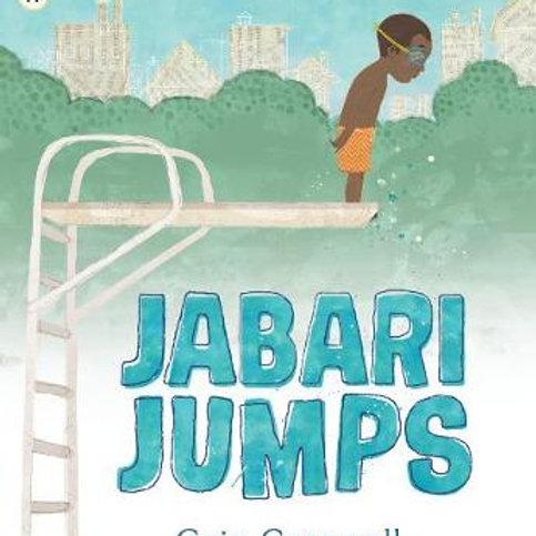 Jabari Jumps   Gaia Cornwall