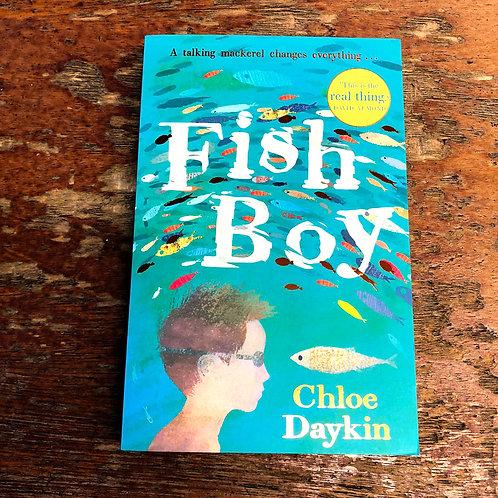 Fish boy | Chloe Daykin