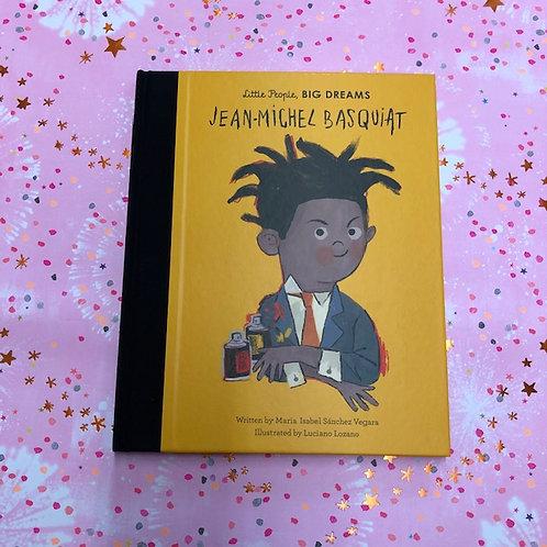 Jean-Michel Basquiat | Maria Isabel Sanchez Vegara and Luciano Lozano