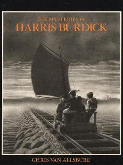 Mysteries of Harris Burdick | Chris Van Allsburg