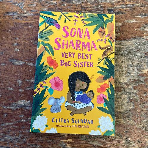 Sona Sharma: Very Best Big Sister   Chitra Soundar