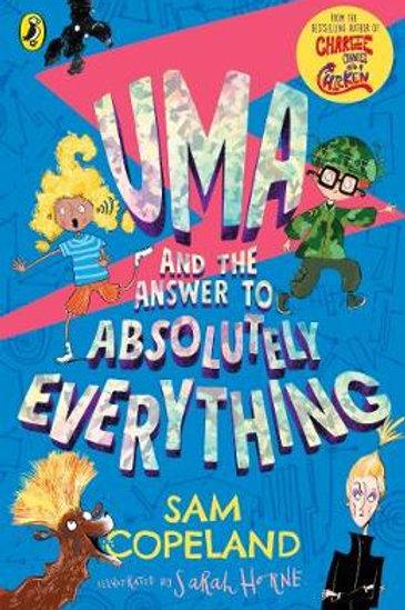 Uma and the Answer to Absolutely Everything | Sam Copeland