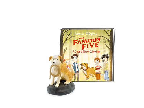 The Famous Five: A Short Story Collection Tonie