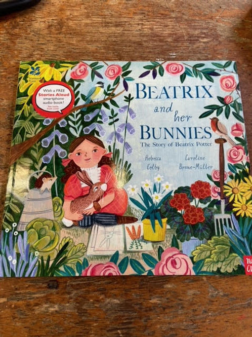 Beatrix and her Bunnies | Rebecca Colby & Caroline Bonne-Muller