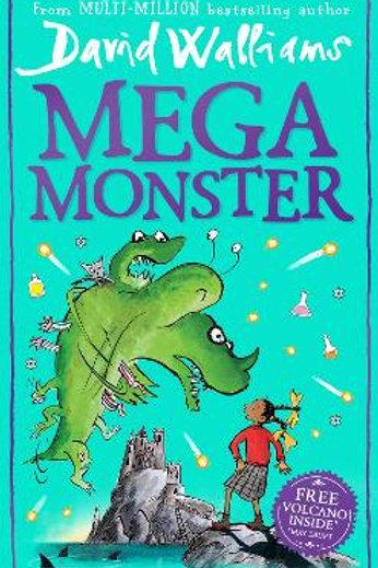 Mega Monster | David Walliams